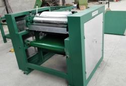 编织袋印刷设备的工作步骤
