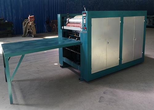 编织袋面粉袋三色印刷机