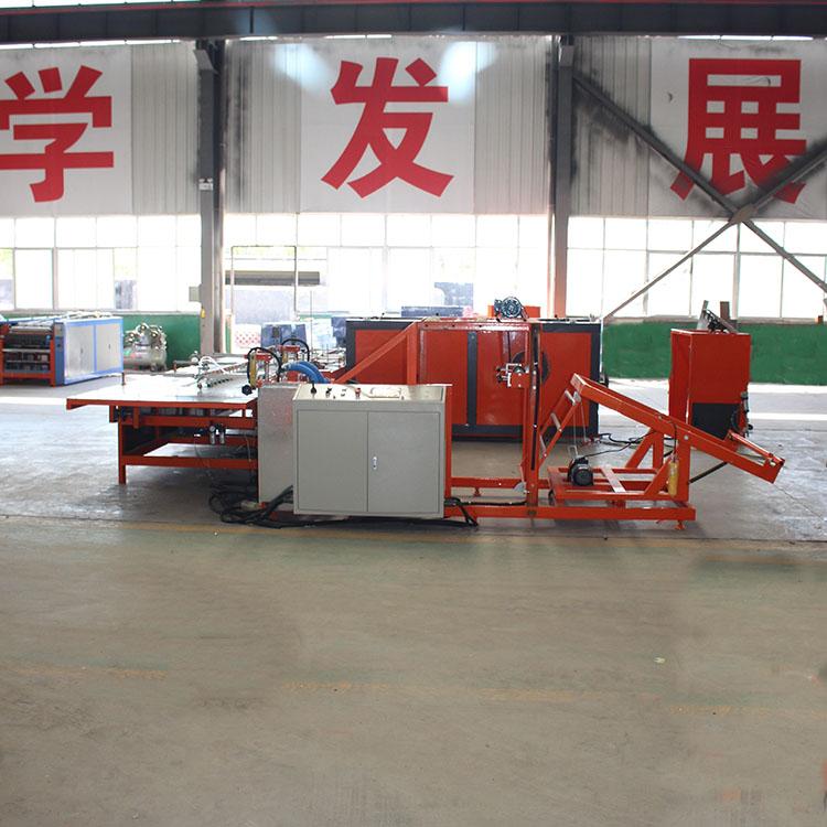编织袋切缝印收一体机